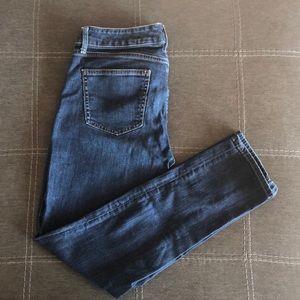 Gap Mid Rise Skinny Jeans
